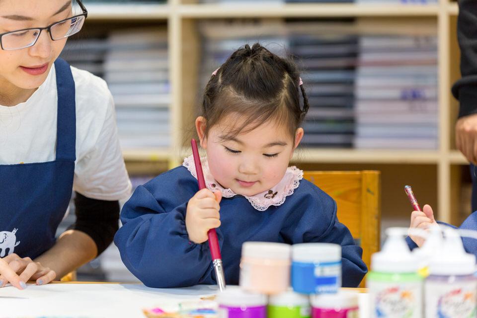 哪家儿童美术培训机构好? otto2艺术美学