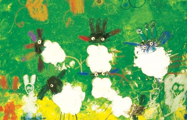 画画有利于孩子的心理调整