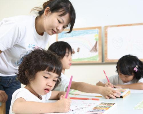 少儿艺术培训加盟