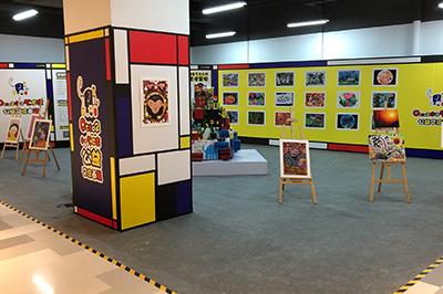Otto2入驻上海最潮商场 艺术快闪一触即发!
